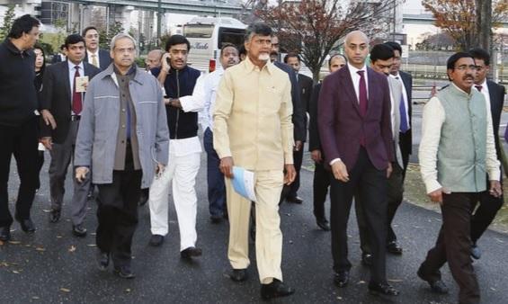 టార్గెట్ సెంటర్: చంద్రబాబు విజన్ 2019