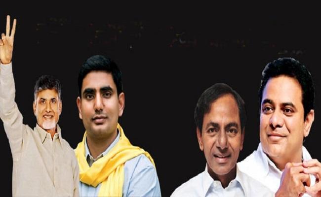 చంద్రబాబు Vs కేసీఆర్: ఐదేళ్ల ప్రొగ్రెస్ రిపోర్ట్