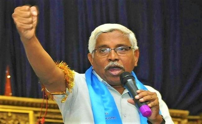 మినీ కూటమి: కాంగ్రెస్ రాజకీయానికి ప్రొఫెసర్ బలి?