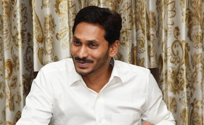 జగన్ మార్క్.. మొదలైంది గమనించారా..?