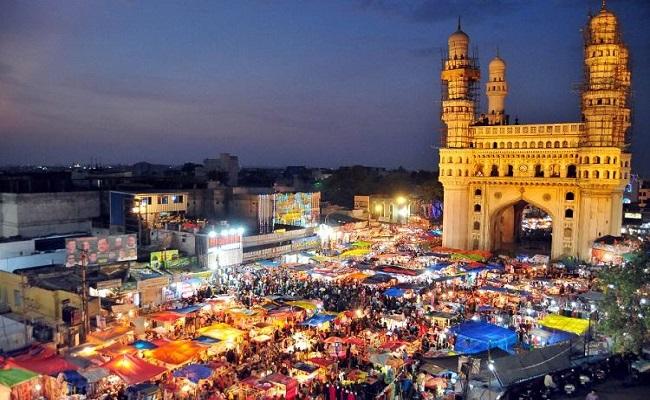 హైదరాబాద్ రెండో రాజధాని..టీ కప్పులో ఇంకో తుపాన్!