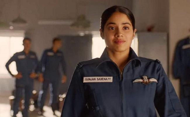 సినిమా రివ్యూ: గుంజన్ సక్సేనా