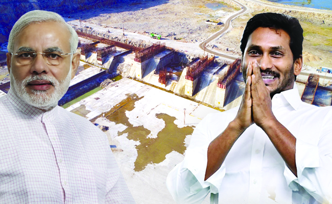 ఆంధ్ర రాజకీయాలు- బీజేపీ దృతరాష్ట్ర కౌగిలి..!