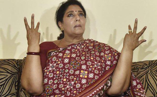 రేణుకా చౌదరి 'కమ్మ' గోల