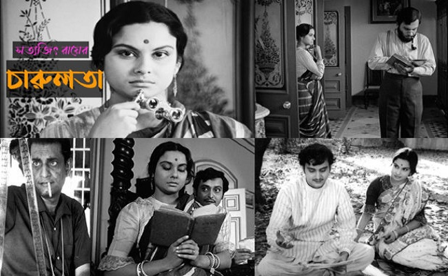 ఎమ్బీయస్: సత్యజిత్ రాయ్ - 'చారులత'